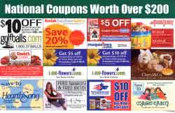 Free gift - Money Saving Coupons
