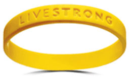 Order your official LIVESTRONG bracelet   Partners For Healthy Kids does not make any profit from your purchase.  All proceeds benefit the Lance Armstrong Foundation