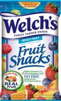 Welch's Fruit Snacks are a good Healthy Fundraising option for Healthy Fundraising Snacks 48 & 54 count carriers